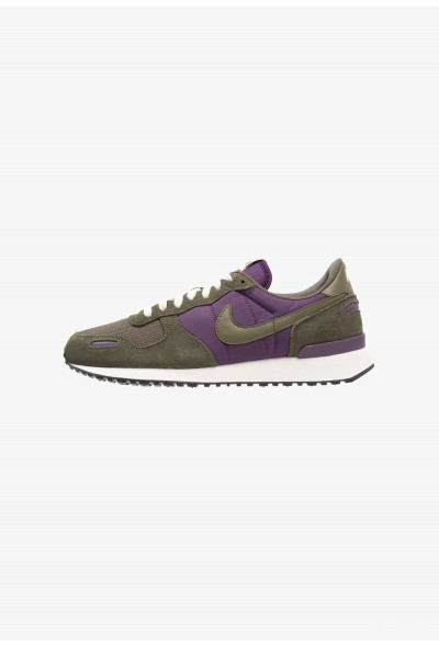 Nike AIR VORTEX - Baskets basses grand purple/cargo khaki/sail