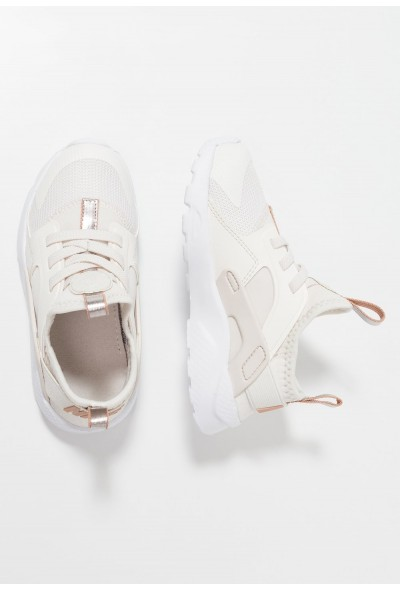 Nike HUARACHE RUN ULTRA - Mocassins phantom/metallic red bronze/white