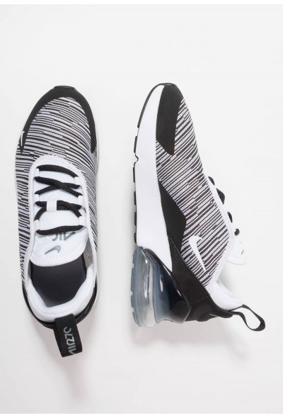 Nike AIR MAX 270  - Baskets basses black/white/cool grey/metallic silver