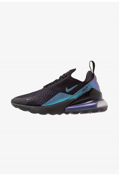 Black Friday 2019 - Nike AIR MAX 270 - Baskets basses black/laser fuchsia/regency purple/anthracite