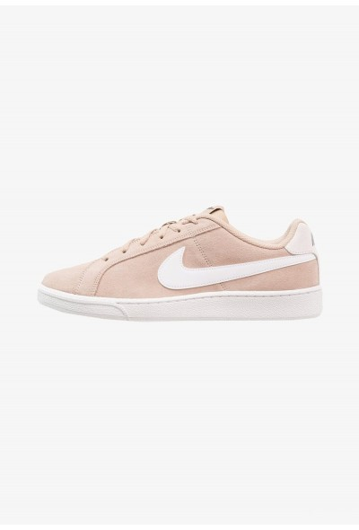 Nike COURT ROYALE SUEDE - Baskets basses sand/white/black