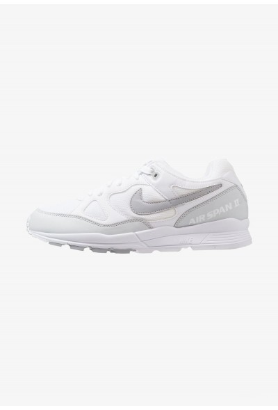 Nike AIR SPAN II - Baskets basses white/wolf grey/pure platinum