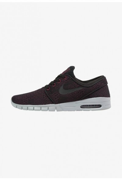 Nike STEFAN JANOSKI MAX - Baskets basses villain red/black/wolf grey