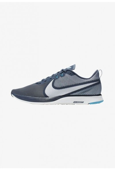 Nike ZOOM STRIKE - Chaussures de running neutres blue/grey/white