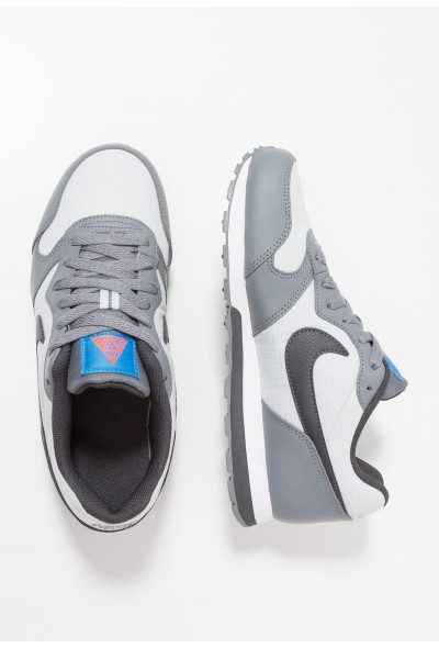 Nike MD RUNNER 2 - Baskets basses pure platinum/anthracite/cool grey/photo blue