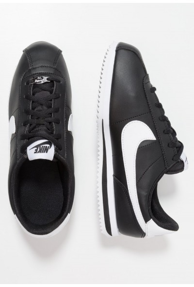 Nike CORTEZ BASIC  - Baskets basses black/white