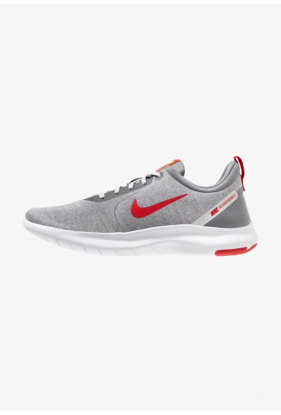 Nike FLEX EXPERIENCE RN 8 - Chaussures de course neutres gunsmoke/university red/vast grey