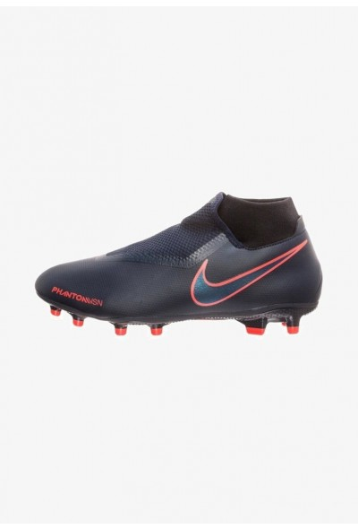 Nike PHANTOM OBRA 3 ACADEMY DF MG - Chaussures de foot à crampons dark blue