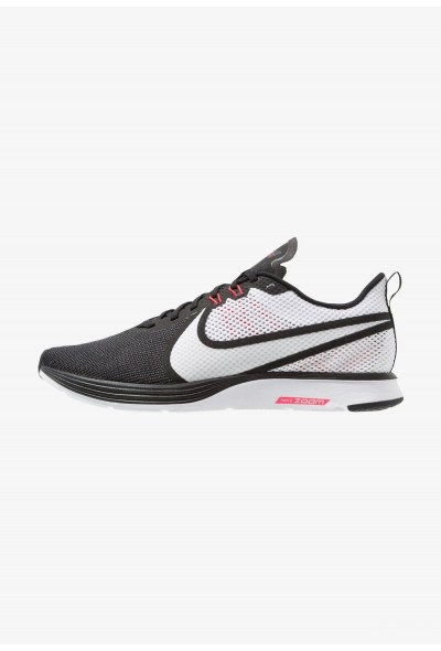 Black Friday 2019 - Nike ZOOM STRIKE - Chaussures de running neutres black/white/red orbit/anthracite