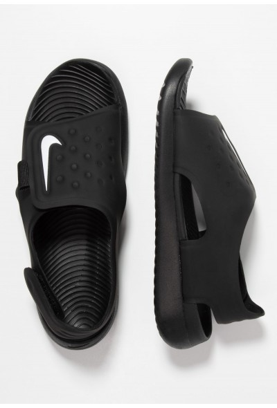Black Friday 2019 - Nike SUNRAY ADJUST 5 - Sandales de randonnée black/white