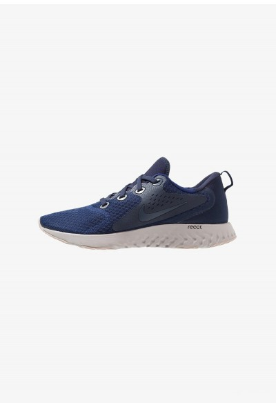 Nike LEGEND REACT - Chaussures de running neutres blue void/thunder blue/obsidian/diffused taupe/moon particle