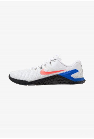 Black Friday 2019 - Nike METCON 4 XD - Chaussures d'entraînement et de fitness white/flash crimson/racer blue/black