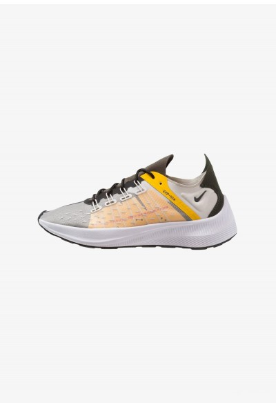 Nike EXP-X14 - Baskets basses light bone/bright mango/sequoia/amarillo/medium olive/summit white
