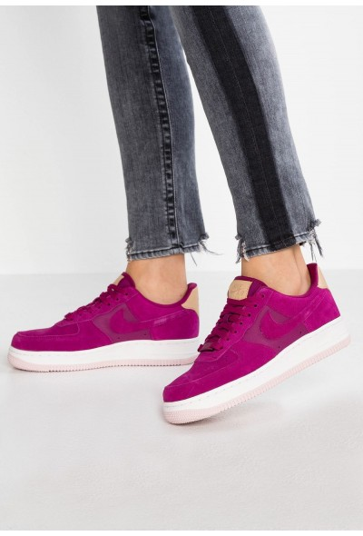 Nike AIR FORCE 1 '07 PRM - Baskets basses true berry/summit white/tan/barely rose