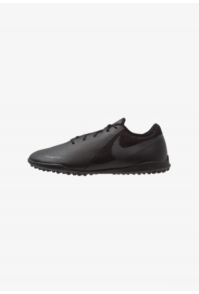 Nike PHANTOM  VSN ACADEMY TF - Chaussures de foot multicrampons black/anthracite