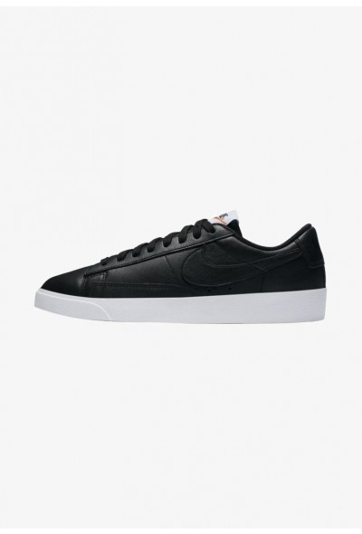 Nike BLAZER - Baskets basses black /white