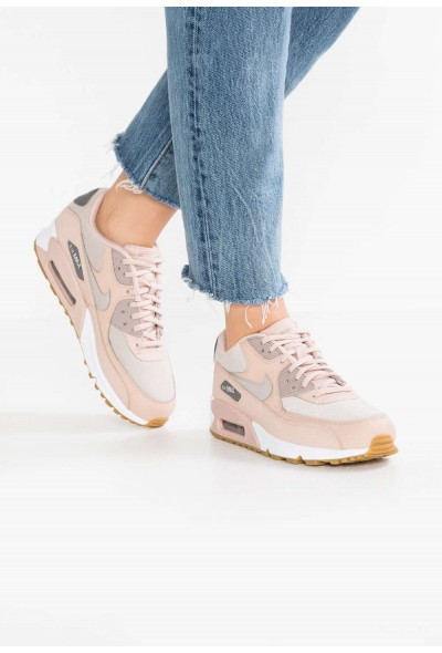 Nike AIR MAX - Baskets basses particle beige/moon particle/gunsmoke/light brown