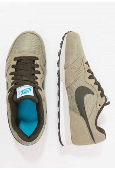 Nike MD RUNNER 2 - Baskets basses neutral olive/sequoia/light blue fury