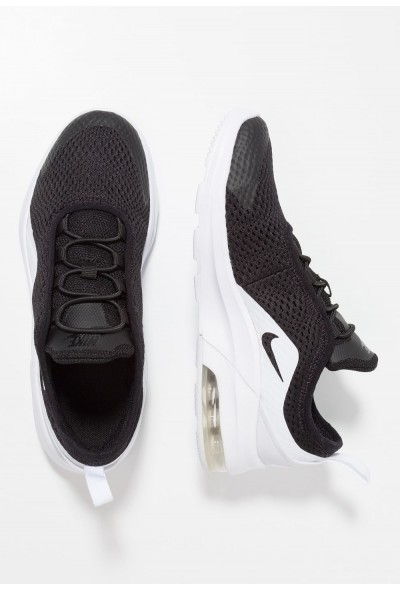 Nike AIR MAX MOTION 2 - Mocassins black/white