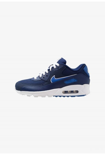 Nike AIR MAX 90 ESSENTIAL - Baskets basses blue void/game royal/white