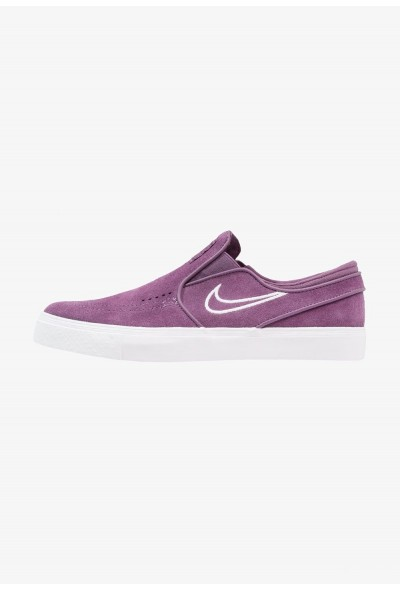 Nike ZOOM STEFAN JANOSKI - Mocassins pro purple/white/barely grey
