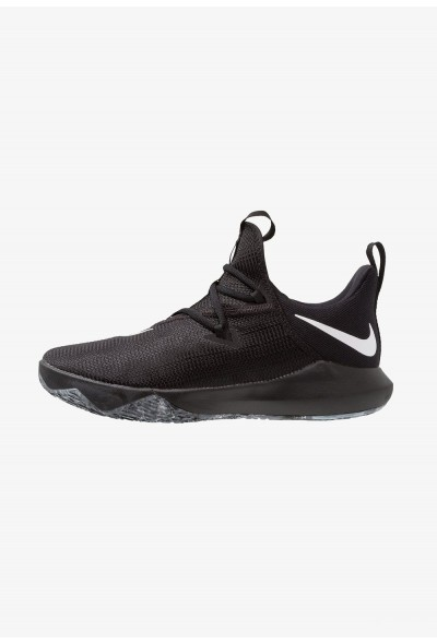 Nike ZOOM SHIFT 2 - Chaussures de basket black/white/metallic silver