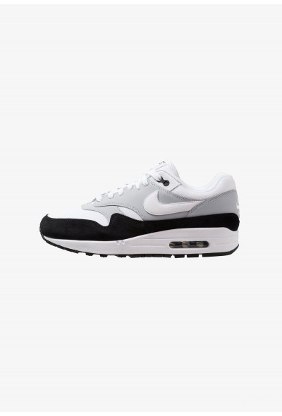 Nike AIR MAX 1 - Baskets basses wolf grey/white/black