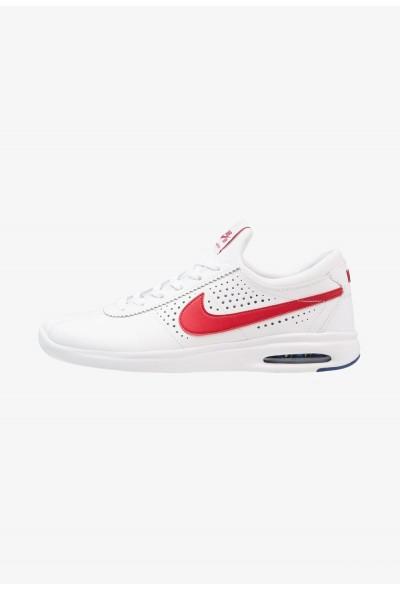 Nike BRUIN MAX VAPOR - Baskets basses white/gym red/game royal