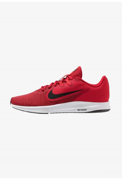 Nike DOWNSHIFTER 9 - Chaussures de running neutres gym red/black/university red/white