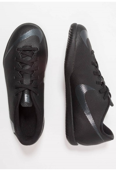 Nike MERCURIAL VAPORX 12 CLUB IC - Chaussures de foot en salle black/anthracite