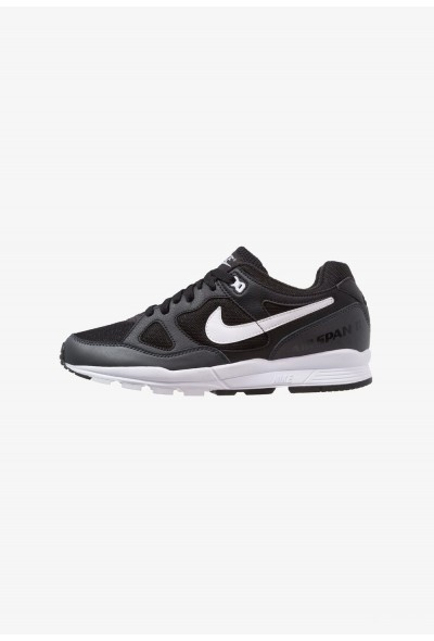 Nike AIR SPAN II - Baskets basses black/white/anthracite