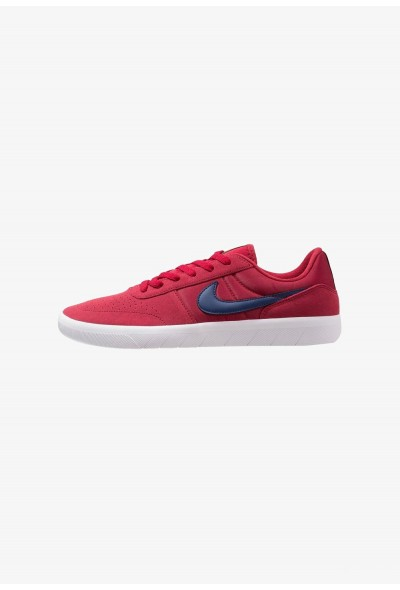 Nike TEAM CLASSIC - Baskets basses red crush/blue void
