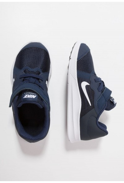 Black Friday 2019 - Nike DOWNSHIFTER  - Chaussures de running neutres midnight navy/white/dark obsidian/black