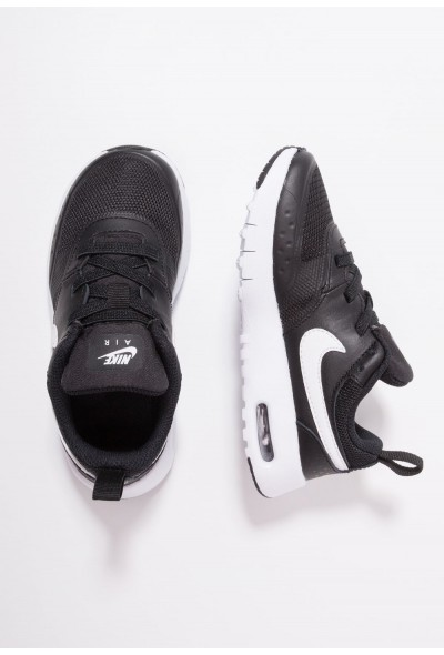 Nike AIR MAX VISION  - Mocassins black/white