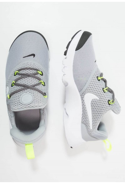 Nike PRESTO FLY - Baskets basses wolf grey/white/black/volt