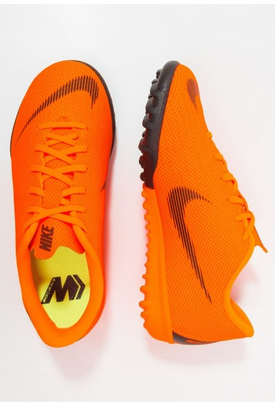 Nike MERCURIAL VAPORX  - Chaussures de foot multicrampons total orange/white/volt