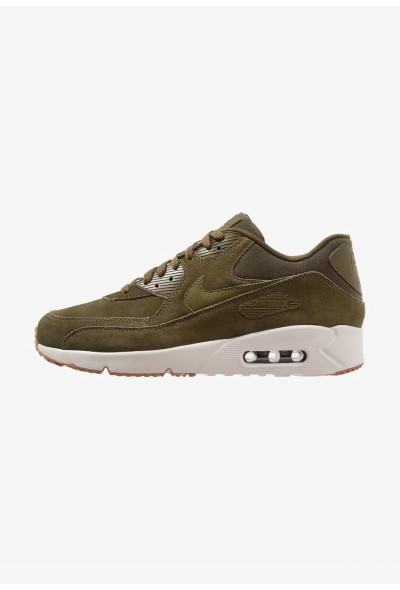 Nike AIR MAX 90 ULTRA 2.0 LTR - Baskets basses olive/light bone/medium brown/black