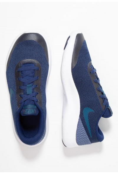 Nike FLEX EXPERIENCE RN 7 - Chaussures de running compétition blue void/hyper royal/diffused blue