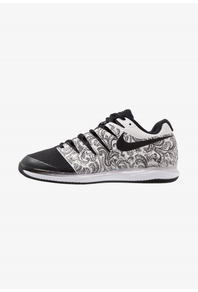 Nike AIR ZOOM VAPOR X HC - Baskets tout terrain white/black