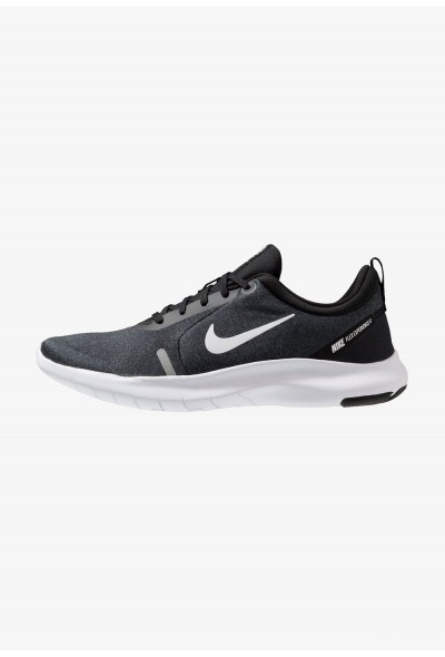 Black Friday 2019 - Nike FLEX EXPERIENCE RN 8 - Chaussures de course neutres black/white/cool grey/reflect silver