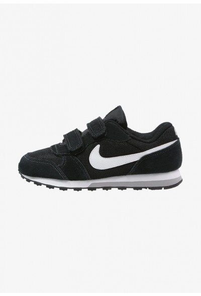 Nike MD RUNNER 2 - Baskets basses black/white/wolf grey