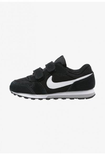 Nike MD RUNNER 2 - Baskets basses black/white/wolf grey