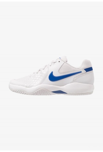 Black Friday 2019 - Nike AIR ZOOM RESISTANCE - Chaussures de tennis sur terre battue vast grey/indigo force