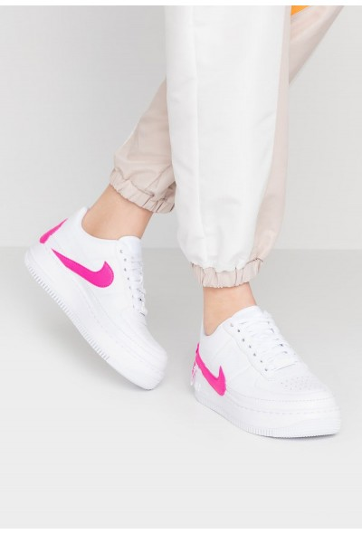 Black Friday 2019 - Nike AF1 JESTER XX - Baskets basses white/laser fuchsia