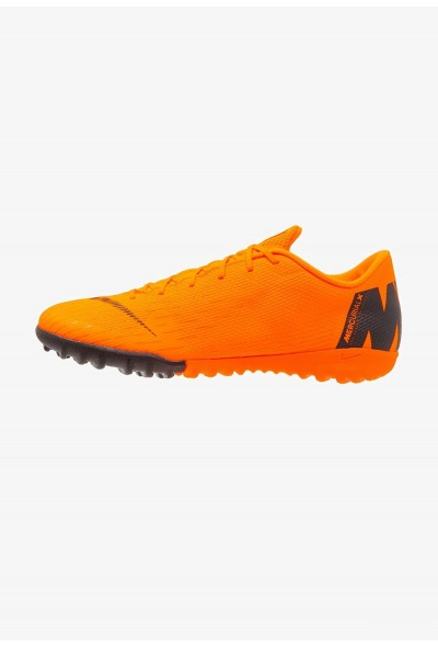 Nike MERCURIAL VAPORX 12 ACADEMY TF - Chaussures de foot multicrampons total orange/white/volt