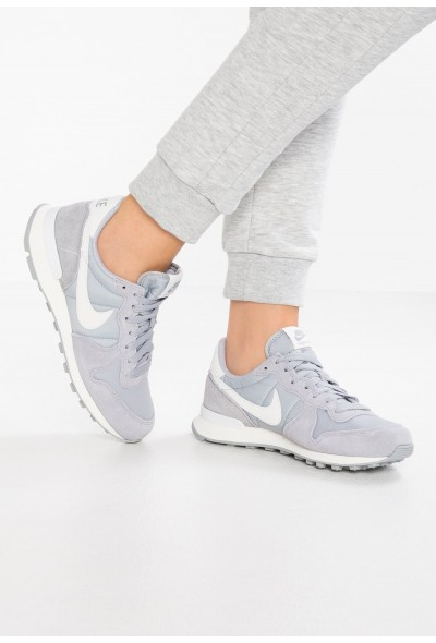 Nike INTERNATIONALIST - Baskets basses wolf grey/summit white/sail