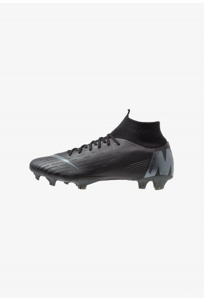 Nike MERCURIAL 6 PRO FG - Chaussures de foot à crampons black/anthracite/light crimson