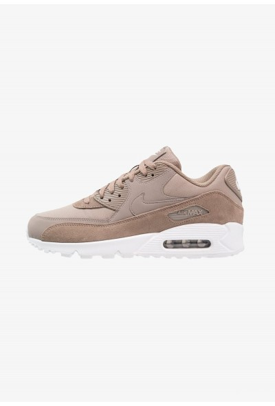 Nike AIR MAX 90 ESSENTIAL - Baskets basses sepia stone/white