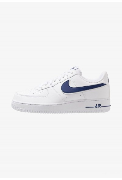 Nike AIR FORCE 1 '07 - Baskets basses white/deep royal