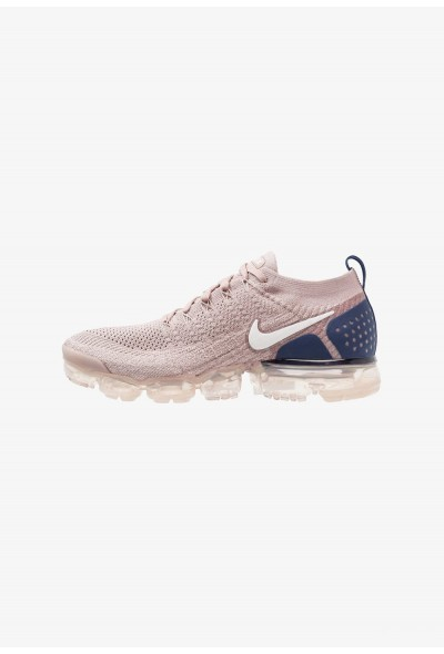 Nike AIR VAPORMAX FLYKNIT - Chaussures de running neutres diffused taupe/phantom/blue void/sepia stone